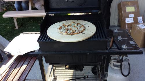 California Pizza Kitchen Cooking Temperature