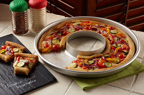 how to clean a stone pizza pan